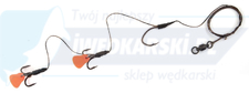 FOX Rage Catfish XS Powerpoint Multi Hook Rig