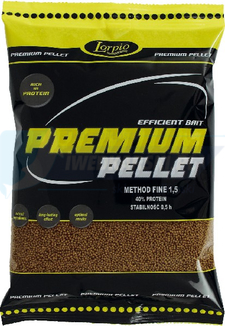 LORPIO Pellet Method Fine 1,5 mm 700g