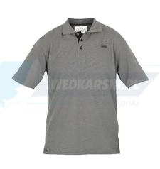 FOX Fox Chunk Grey / Black Polo Shirt - M