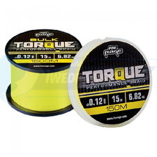 Fox Rage Rage Torque Braid 1500m 0.08mm 3.64kg / 8lb yellow  Bulk