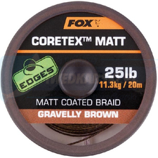 FOX Matt Coretex Gravelly Brown 20lb - 20m