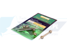 PB PRODUCTS Heli-Chod Rubber & Beads Gravel 3pcs