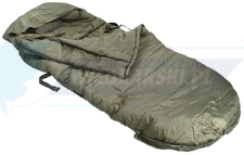MIKADO ŚPIWÓR WĘDKARSKI - THE SNOOZER 3 SEASON SLEEPING BAG (244 x 95 cm)