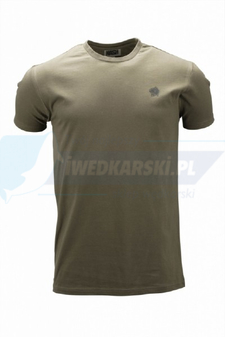 Koszulka Nash Tackle T-Shirt Green XXL