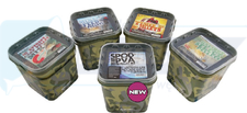 Bait Tech Camo Bucket Super Attract Pellets 3kg