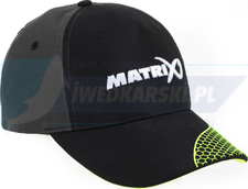 MAATRIX czapka Matrix Grey / Lime baseball hat