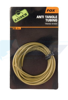 FOX Edges Anti-tangle Tube - trans khaki x 2m