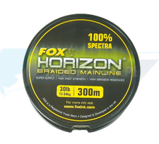 FOX horizon Braided Mainline 25LB 300M 11,36kg