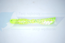 LUCKY JOHN TIG TAIL Twister Lime Chartreuse 7,1cm