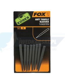 FOX Edges Tungsten Anti-tangle Sleeve Micro x 8