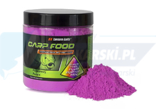 TANDEM BAITS SuperFeed Fluo Pop Up Base Mix /100gr Purpurowy Fluo