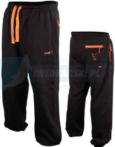 FOX Black Orange Lightweight Joggers Large