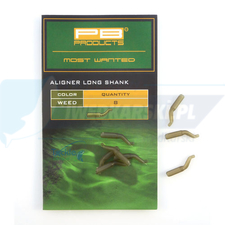 PB PRODUCTS Aligners Long Shank Weed 8pcs