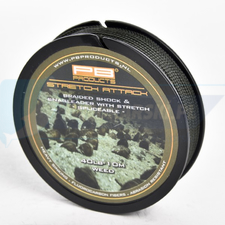 PB PRODUCTS STRETCH Attack Shockleader 40lb WEED 10m - strzałówka