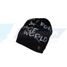 SAVAGE GEAR czapka zimowa world beanie black