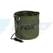 FOX Wiadro do wody Collapsable Water Bucket inc Rope