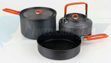 FOX zestaw garnków COOKWARE MEDIUM PAN SET