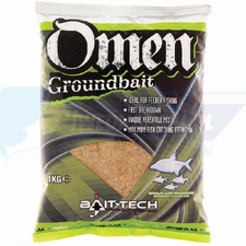 BAIT TECH Omen GROUNDBAIT 1KG