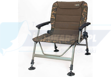 FOX fotel karpiowy R2 Camo Recliner Chair