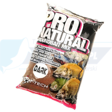 BAIT TECH ZANĘTA Pro Natural GROUNDBAIT Dark 1,5kg
