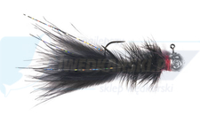 DRAGON JIG V-POINT X-FINE 5G 1/0 BLACK
