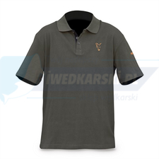 FOX Polo Shirt Green small