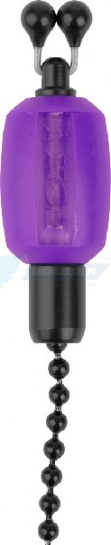 FOX hanger Black Label Dinky Bobbin PURPLE