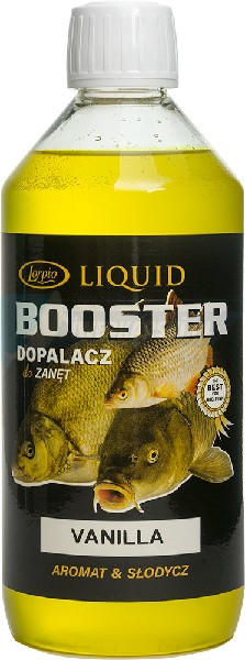 LORPIO booster vanilla 500ml