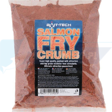 BAIT TECH Additive Salmon Fry Crumb 500g