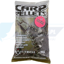 BAIT TECH Halibut Carp Feed Pellets 6mm 2kg