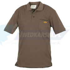 FOX Fox Chunk Khaki Polo Shirt - S