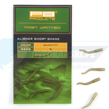 PB PRODUCTS Aligners Short Shank Weed 8pcs
