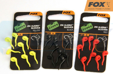 FOX Zig Aligna Sleeves x 8 yellow