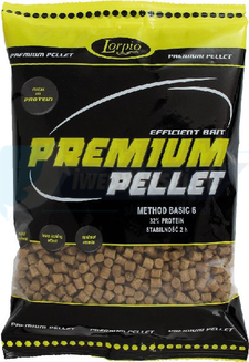 LORPIO Pellet Method Basic 2,0 mm 700g