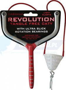 Drennan Proca revolution tangle free caty red light