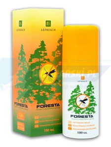FORESTA SPRAY NA KOMARY 100ML