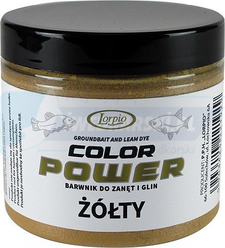 LORPIO Barwnik Color Power żółty 110g