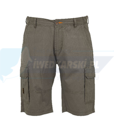 FOX  Chunk Heavy Twill Cargo Shorts Grey - XL
