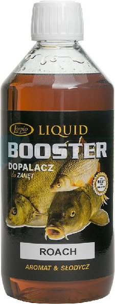 LORPIO booster Strawberry 500ml