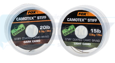 FOX Camotex Light Stiff 25lb - 20m