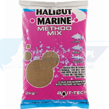BAIT TECH ZANĘTA Halibut Marine Method Mix 2kg
