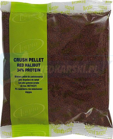 LORPIO Pellet RED HALIBUT CRUSH 500g