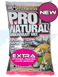 Bait Tech Zanęta Pro Natural Extra 1.5kg