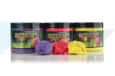 TANDEM BAITS SuperFeed Fluo Floating Paste 160g Truskawka Kremowa