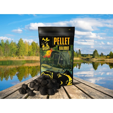 INVADER PELLET HALIBUT 12MM 1KG