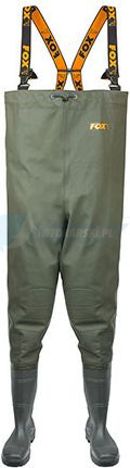 FOX wodery Fox Chest Waders Size 10 / 44