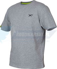 MATRIX koszulka Matrix Minimal Grey/Marl  T-Shirt - XXXL