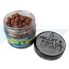 BAIT TECH Micro Pop-Up Pellet & Fish Oil 50ml