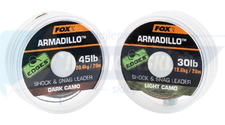 FOX Camotex Dark Stiff 25lb - 20m
