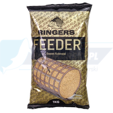 RINGERS zanęta sweet feeder groundbait 1kg